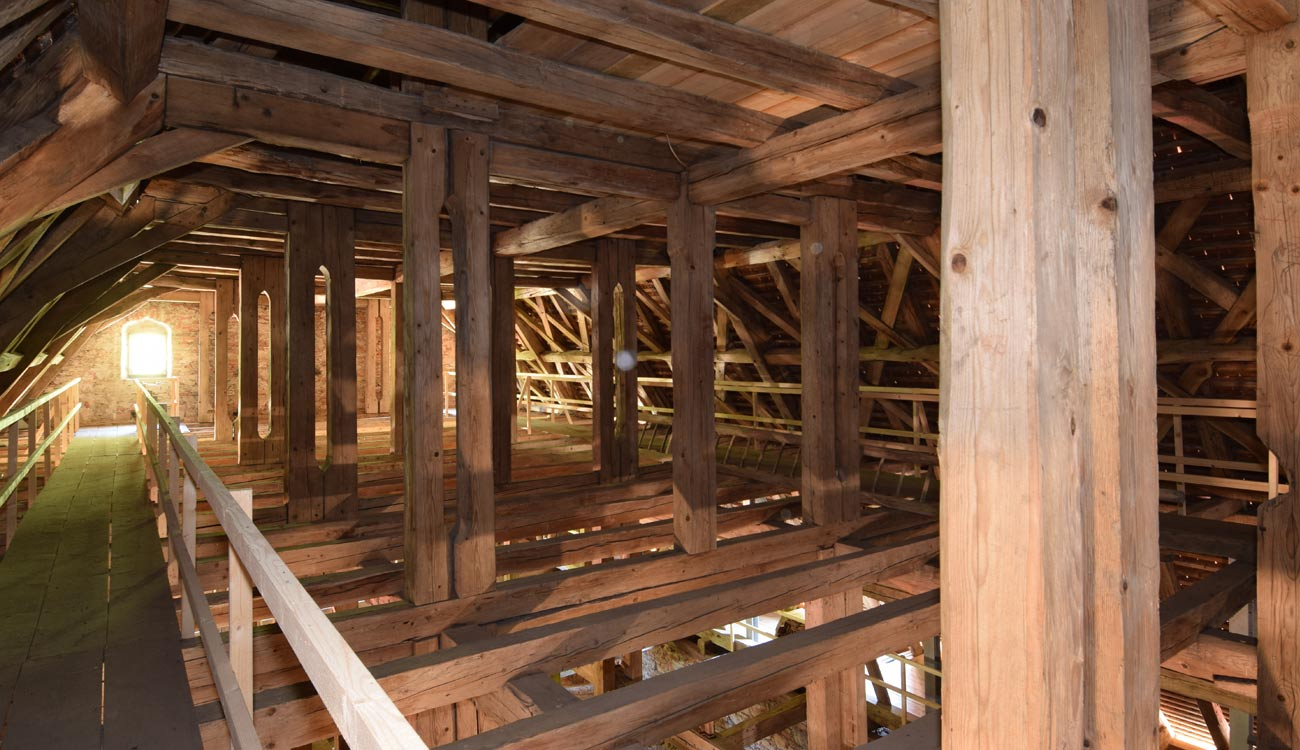 Kloster Blaubeuren Bauforschung