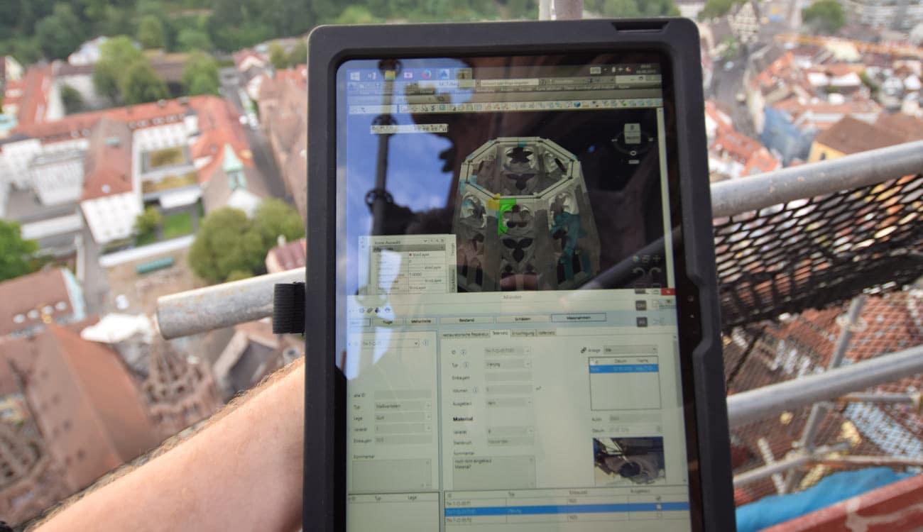 Freiburger Muenster Bauforschung