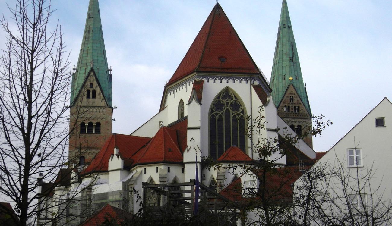 "Augsburg, Hoher Dom ""Mariae Himmelfahrt"""