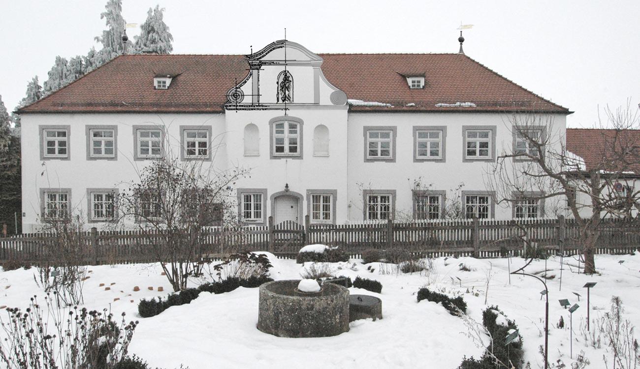 Bischofshaus Altomünster