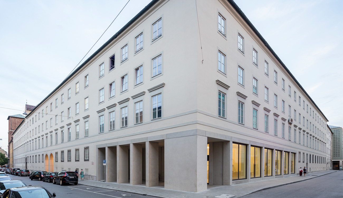Verwaltungsgebäude des Erzbischöflichen Ordinariats München