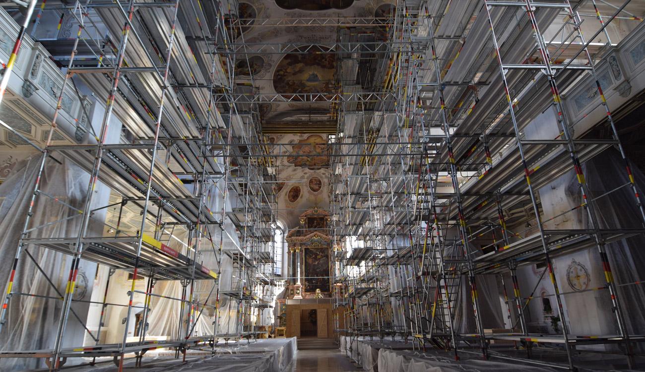 Dillingen Basilika St. Peter