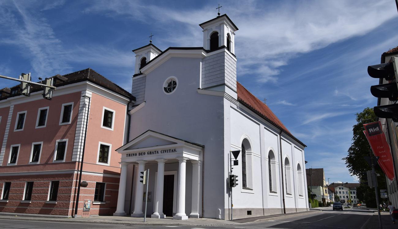 Instandsetzung Heilig-Geist Spitalkirche Heilig-Geist