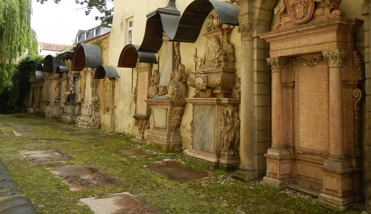 Regensburg Gesandtenfriedhof