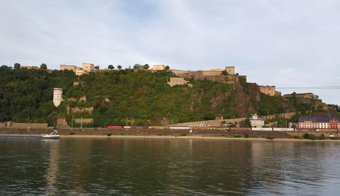 Koblenz, Festung Ehrenbreitstein