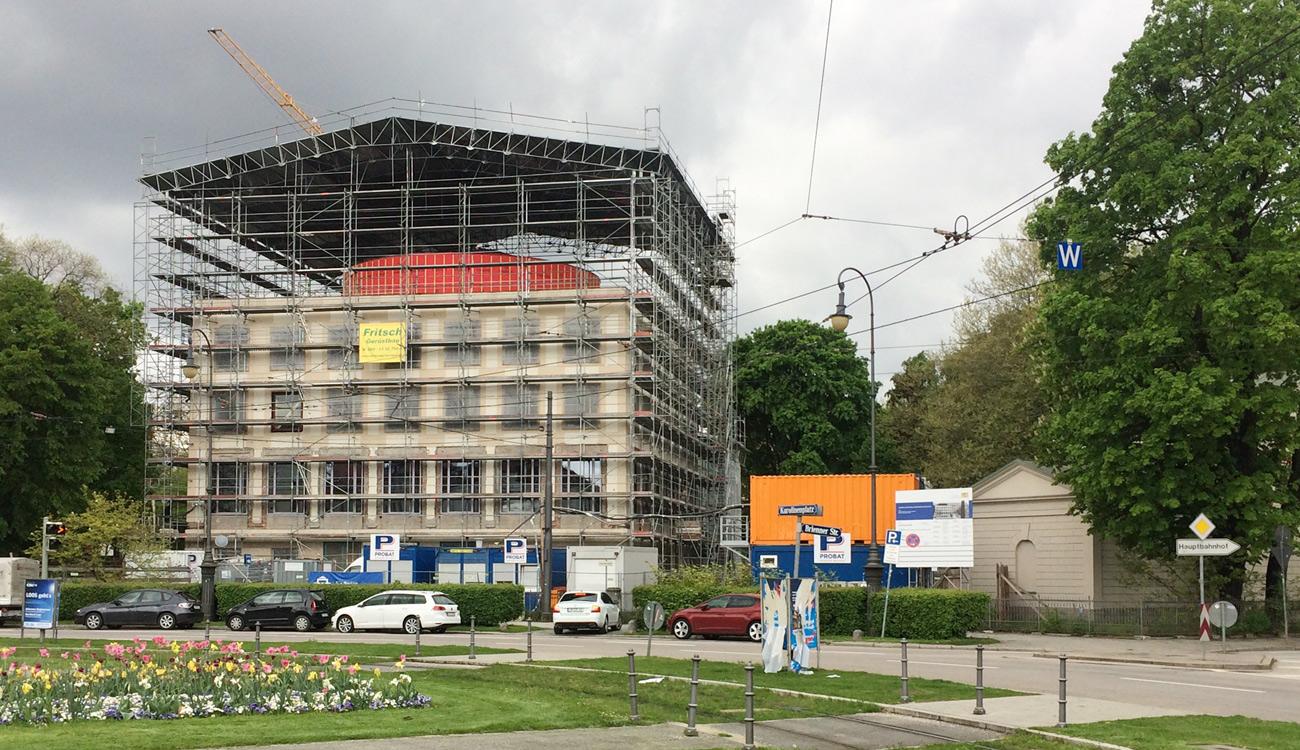 Amerikahaus, München
