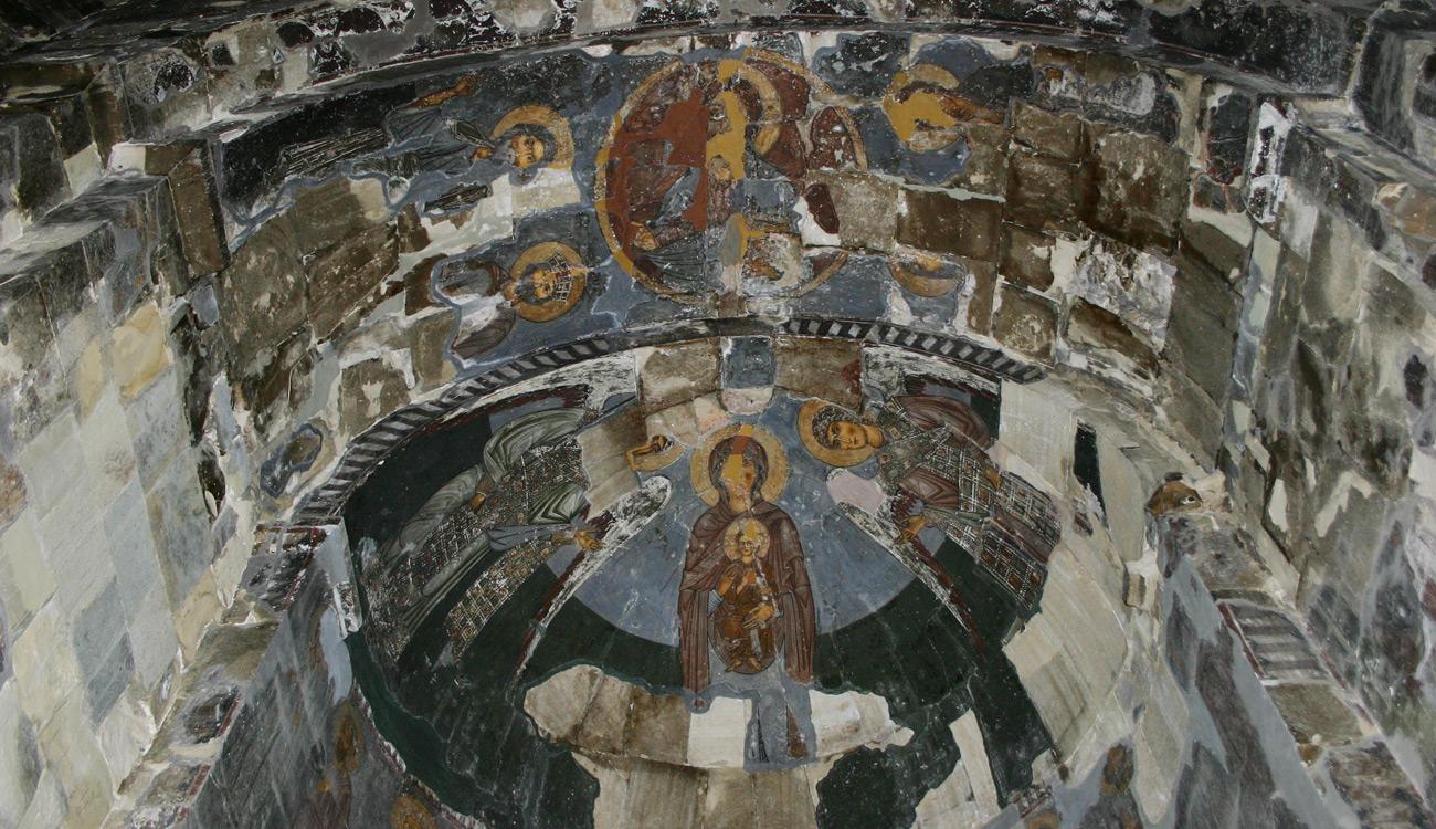 Ateni (Georgien), Sioni-Kirche