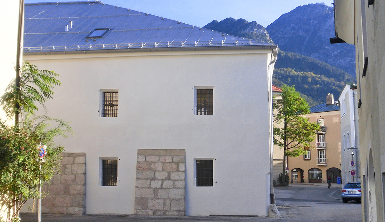 Heimatmuseum Bad Reichenhall (ehem. Getreidestadel)