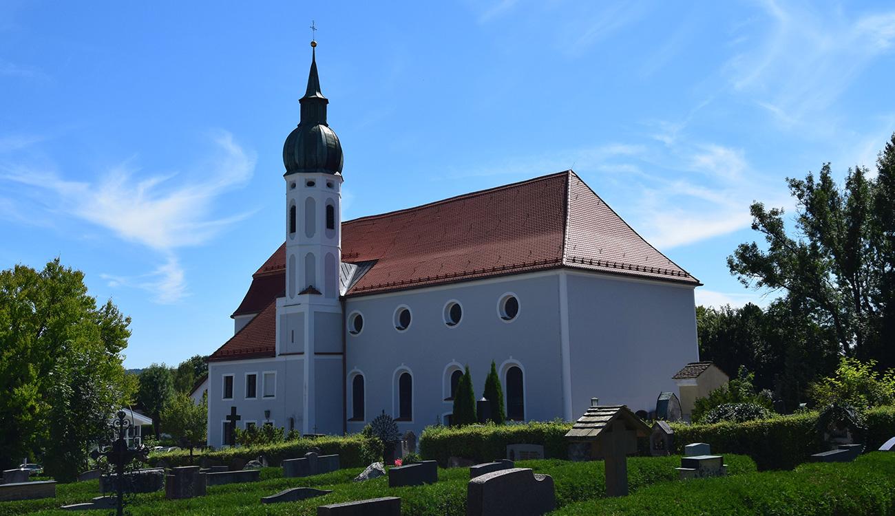 Diessen Friedhofskirche St. Johann