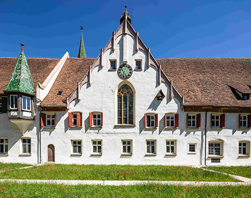 Ev. Seminar Kloster Blaubeuren